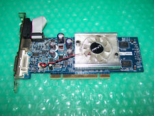 PNY Nvidia GeForce 8400GS 512MB PCI (not PCIe) Graphics Card Win 7/8 compatible