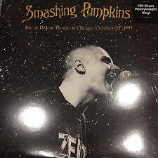 SMASHING PUMPKINS 'LIVE AT RIVIERA THEATRE CHICAGO 1995 2 X LP VINYL - BRAND NEW