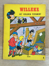 Willeke 05 - Het verloren testament - 1e druk (1973)