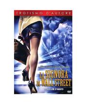 La signora di Wall Street, Joe d'Amato - DVD