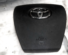 2010 - 2015 Toyota Prius Left Driver Side Wheel Airbag Black