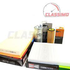 Complete Filter Service Kit for SEAT LEON Mk 1 + SKODA OCTAVIA Mk 1 1U - 1.9TDi