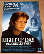 Michael J. Fox LIGHT OF DAY original Kino Plakat A1