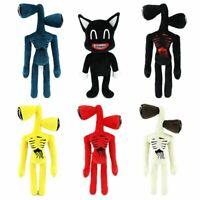 "16"" Siren Head Plush Toy Stuffed Plush Doll Toy Horror Character Christmas Gift"