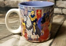 """The Disney Store """"The Hunchback of Notre Dame"""" Coffee Mug Cup Festival of Fools"""