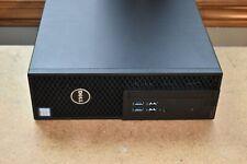 Dell Precision 3420 Workstation Intel i5-6600 3.3GHz 8GB 120GB SSD Windows 10
