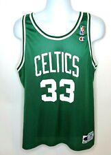 Champion Vintage Boston Celtics Larry Bird #33 Jersey Size 44