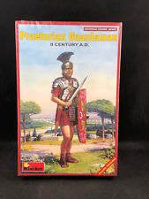 MiniArt Praetorian Guardsman Ii Century A.D. 1:16 Scale Model Kit 16006 Nib