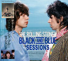 THE ROLLING STONES BLACK AND BLUE 2CD