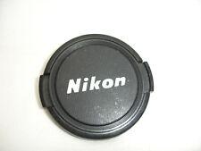 NIKON 52mm front lens cap . Made in Japan  Genuine