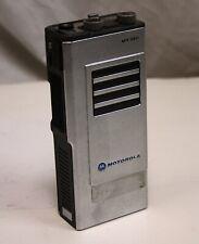 Vintage Motorola Mx360 Two Way Radio