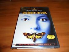 The Silence of the Lambs (DVD, 2004 Full Frame) NEW Jodie Foster Anthony Hopkins