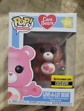 Care Bears Funko Pop!--354 Love-A-Lot Bear Entertainment Earth Exclusive