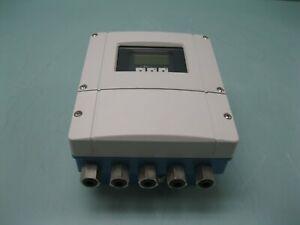 Endress Hauser 83A02-ASVWAAACBBAO Transmitter D2 (2511)