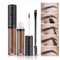 Waterproof Liquid Eyebrow Gel Brow Enhancers Natural Dye Paint Gel Tint Cre T0M9