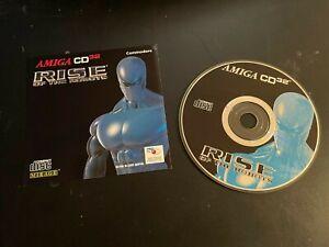 Rise of the Robots Amiga CD32 - RAR, ungeschnitten, voll funktionstüchtig!!!