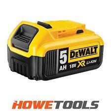 DEWALT DCB184 18v Li-ion battery 5.0Ah