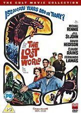 The Lost World DVD (2015) Michael Rennie, Allen (DIR) cert PG