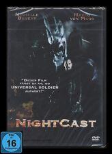 DVD NIGHTCAST - CYBORG - SCIENCE-FICTION-ACTION Stil von UNIVERSAL SOLDIER