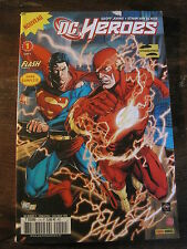 DC Heroes #1 Nov. 2010 French Lang. Flash Rebirth