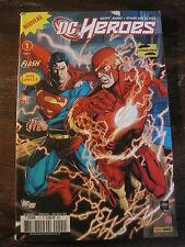DC Heroes #1 Nov. 2010 French Lang. Flash Rebirth