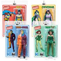 DC Comics Retro Style 8 Inch Figures Batman Retro Series 5: Set of all 4