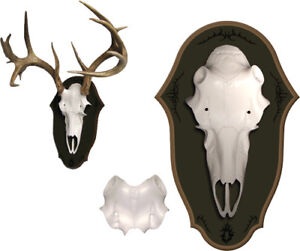 NEW! Mountain Mike's Reproductions Black Forest Antler Mount Kit MMRBF