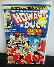 Howard the Duck #13 - 1st Full Kiss appearance
