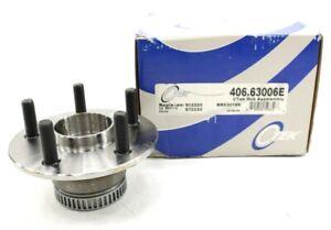NEW Centric Wheel Bearing & Hub Rear 406.63006E Chrysler Dodge w/ ABS 1998-2006