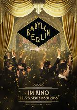 BABYLON BERLIN - Orig.Kino-Plakat A1 - Hauptmotiv - Gerollt