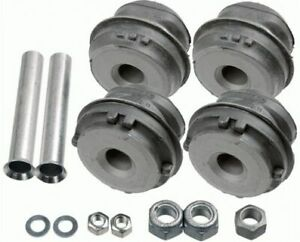 Optimal Front Lower Control Arm Bushing Kit F8-5009 fits Mercedes SL R129 280