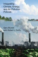 Integrating Climate, Energy, and Air Pollution Policies
