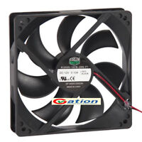 For Cooler Master A12025-12CB-2AN-F1 Super quiet cooling fan DC12V 12025 2wire