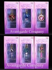 Bandai Little Charm Sailor Moon Usagichan 2, Complete Set of 6, 100% Authentic