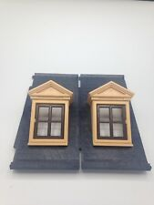 Playmobil 3769 Window Ventana Western Gare Ferme Ranch Fenêtre BA107