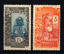 FRENCH SOMALI COAST - COSTA FRANCESE SOMALA - 1915-1933 - Immagini Locali