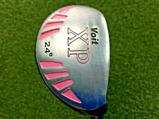 "Voit XP Offset 4 Hybrid 24* / RH / Ladies Graphite ~38.5"" / Nice Grip / mm8640"