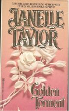 Golden Torment by Janelle Taylor (1994, Paperback)