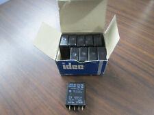 Box of 10 New Idec RAHB-201ZU Solid State Relays