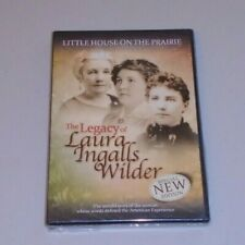 Little House on the Prairie: Legacy of Laura Ingalls Wilder NEW DVD documentary