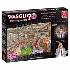 Jumbo Jigsaw Puzzle Wasgij Destiny 19 - The Puzzlers Arms 1000 Piece