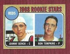 1968 Johnny Bench #247 rookie REPRINT card - LOOK!!!