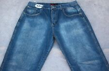 3% LOOSE FIT Jean Pants for Men SIZE  - W38 X L32. TAG NO. 68h