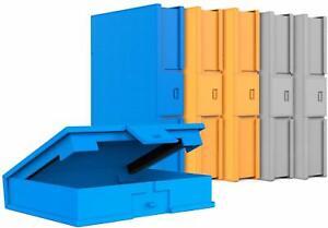 """Inateck 3,5"""" HDD Festplatten Schutzhülle, Festplattenhülle, 6er Pack"""