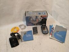 Palm M125 with software and manuals