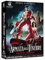 L'armata delle Tenebre Ltd.Ed. Blu-Ray - LNS