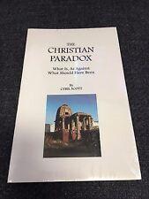 The Christian Paradox by Cyril Scott