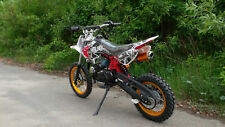 Dirt Bike 12 PS Crossbike Pocketbike 125 ccm dirt bike Enduro Vollcross