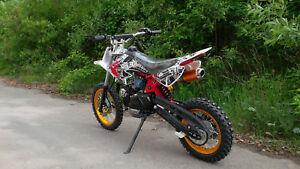 Dirt Bike 12 PS Crossbike Pocketbike 125 ccm dirt bike Enduro Vollcross