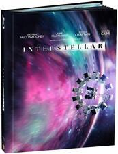 INTERSTELLAR DIGIBOOK 2 BLU RAY + FORMATO LIBRO NUEVO ( SIN ABRIR )